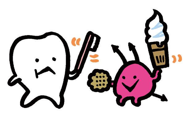 虫歯になりやすい人はいるの?